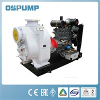 OCEAN PUMP 3'' High quality air cooling diesel engine self-priming sewage pump Mud pump