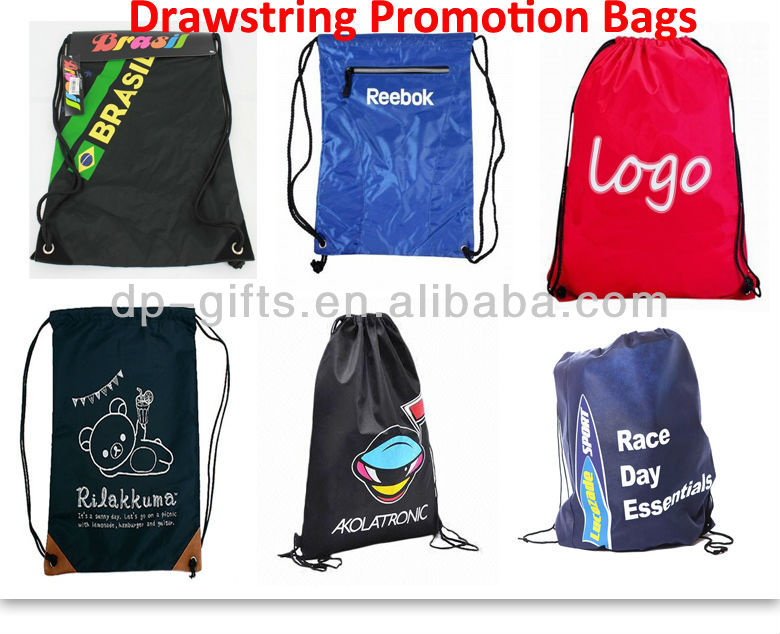 polyester mesh bags backpacks with mesh and drawstring for wholesale