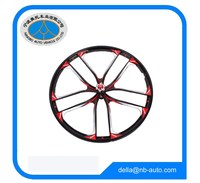2015 new design cheap magnesium alloy bike wheels made by china supplier