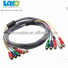 100m audio video rca cable