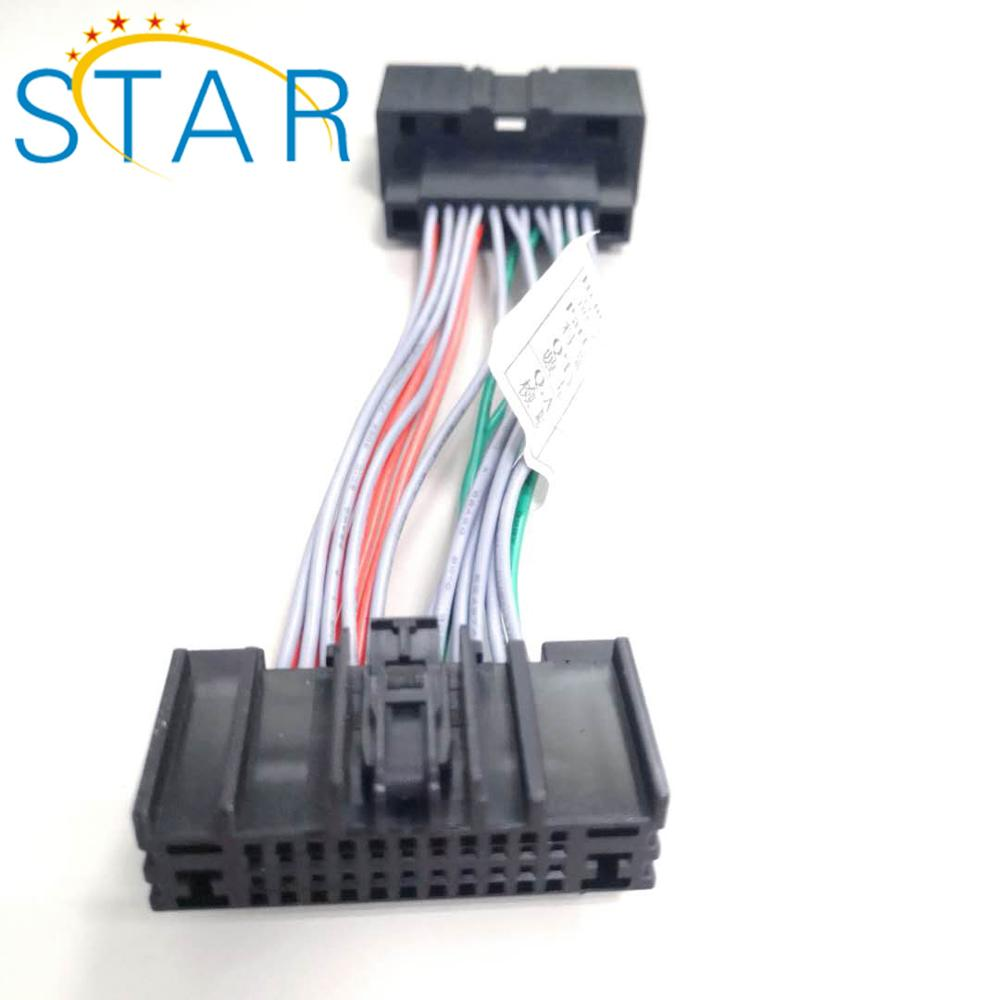 automotive ford audio 24 pin iso connector wire harness for car radio - buy ford  stereo 24 pin iso wire harness,car audio wiring harness,automotive wire  harness product on alibaba.com  alibaba.com