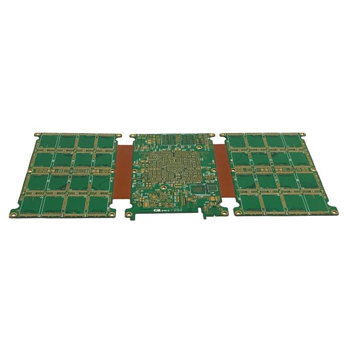 factory sell 8 layer customize mobile phone rigid flex pcb