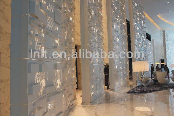 int rieur en aluminium perfor panneau d coration. Black Bedroom Furniture Sets. Home Design Ideas