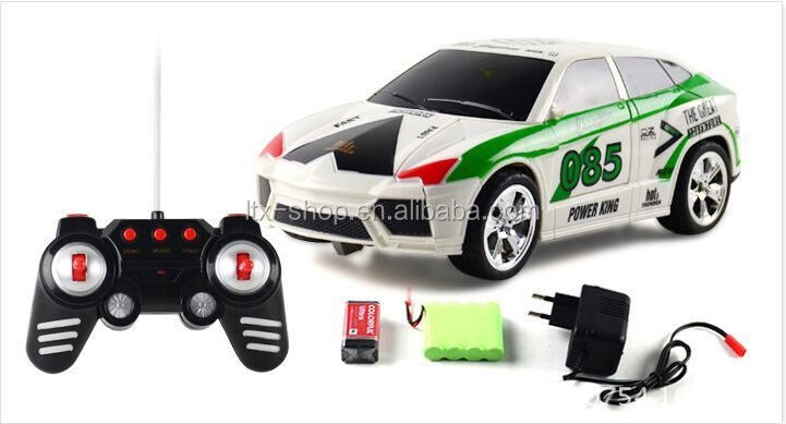 New and cheap 2015 transformation toys transfer rc car transform car Intelligent Shape Shifting Robot for kids
