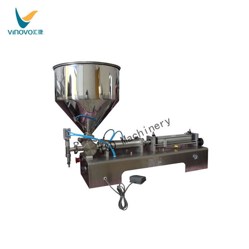 FF6-600 manual fruit juice filling machine