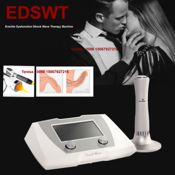 extracorporal shock wave therapy for erectile dysfunction medical equipments shockwave physical therapy device