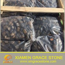 Wholesale Suppllier Natural Cobble / Pebbles Paving Road Stone