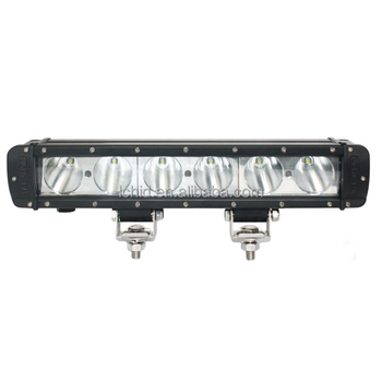 2015 New product LED light bar 14 inch 60w 6000lm ip68 Car Work light Lamp/Searchlight spot beam aluminium 12v 24v Tractor Boat