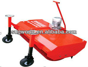Artificial lawn equipments