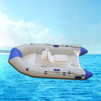 3M CE approved inflatable Pvc/hypalon Rib Boat for sale