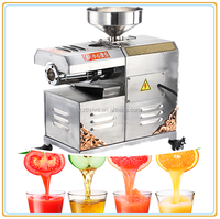 stainless steel household small juice presser