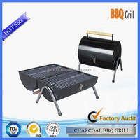 New Products simple design portable bbq grill with two meshes