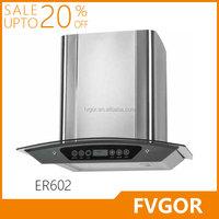 Fvgor Er602 home appliance digital display kitchen cooking hood
