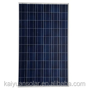 High Efficiency 100 watt solar panel low price for india