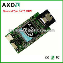 SATA 8GB SLC DOM SATA II Disk on Module for HP thin clients