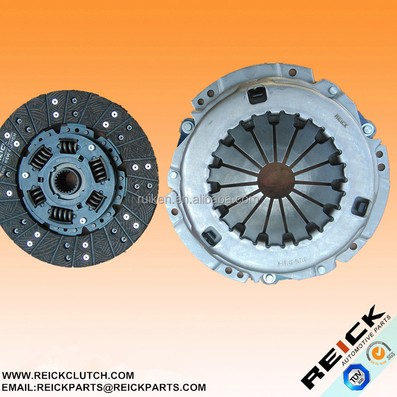 CLUTCH KIT 31210-35181-R clutch disc 31250-35301 clutch pressure plate 31210-35181 for TOYOTA LUX HIACE