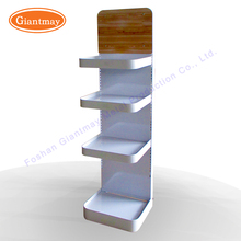 retail department store trade point of sale metal wall unit display stands for soft toys