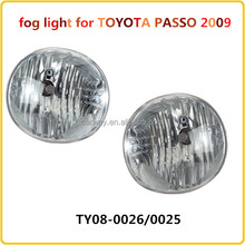 Fog light for TOYOTA PASSO 2009 car parts best quality for sale