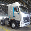 Sinotruck Howo A7 371hp 4x2 Prime Mover/Tractor head Truck/Tractor Truck