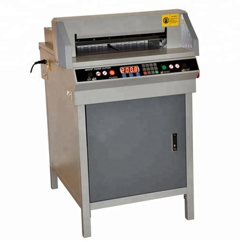 A2 450 Automatic Electric Guillotine Paper Cutter