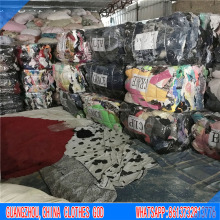 Taiwan Summer hot selling used clothing Second Hand Clothes Top Quality Cheap Price for Africa market