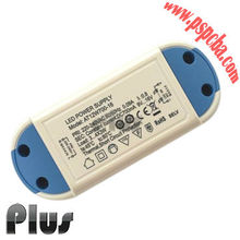Plastic box Isolation led driver factory SAA CE TUV CB high quality 12v 55w led driver