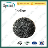 Medical grade Iodine pellet //CAS: 7553-56-2