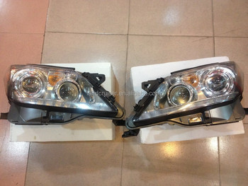 original head lights for lexus lx570 2013~ON , head lamp for LX570 oe parts