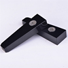 Natural Obsidian Quartz Crystal Cigarette Holder Smoking Pipes For Weed