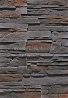 Rattan decorative outdoor stone wall tiles