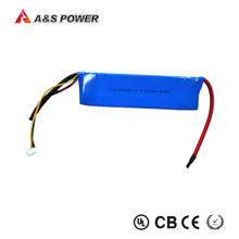 12V lithium polymer RC car battery 4500mAh 45C high discharge rate