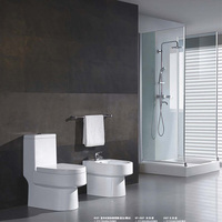 alibaba china new product bathroom automatic flush toilet