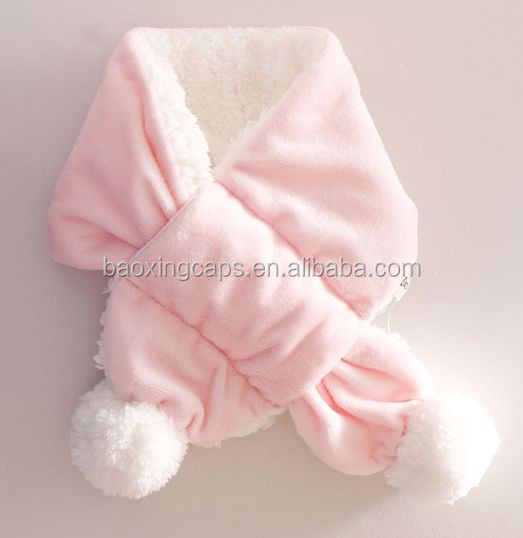 Baby Children Girls Boys Winter Scarf