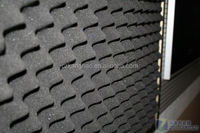 Best choice interior wall acoustic panel soundproof material