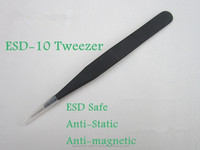mobile repair tools ESD 10 Stainless Steel magicTweezers Straight Tweezers