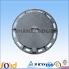 Ductile iron manhole cover weight for sale