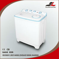 10KG Hot sale good quality semi auto twin tub washing machine
