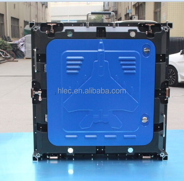 2016 P10 64X64 die casting aluminum cabinet rental <strong>LED</strong> <strong>display</strong>