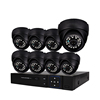 8 CH Channel Dome AHD CCTV Security Camera and DVR System