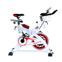 Indoor Exercise Cycling Cardio Bike Racing Exercise Bike/13kg Flywheel & Pulse Sensor