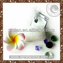 Scented gel fragrance beads for air freshener