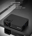 Luxcine CM1 Super bright cheap mini LCD projector with HDMI&USB&ATV