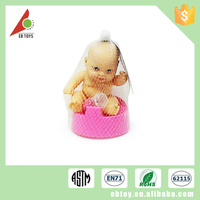 OEM factory made toy plastic small indian baby dolls