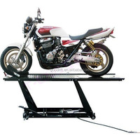 Hot sell Pneumatic Hydraulic motorcycle scissor lift