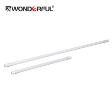 Glass 18w 66 t8 450mm led tube light