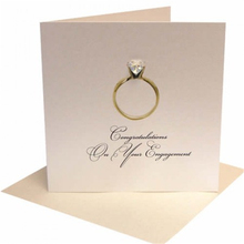 Wholesale custom printing jewelry gift paper card with envelope