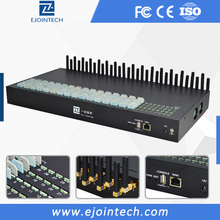 High performance 32 port 128 sim 3G 4G bulk sms gsm modem industry modem with HTTP SMPP