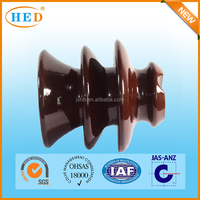 pin type ceramic insulators Din standard for high voltage