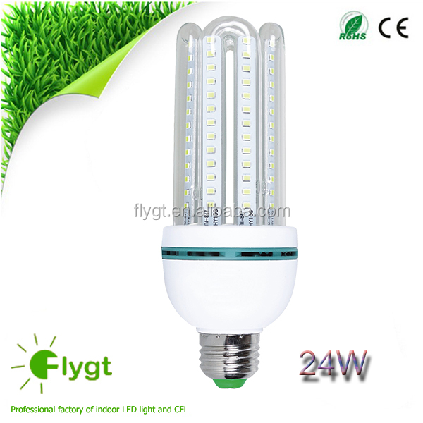 110V 220V 2835 SMD 12 watt 1200LM 3U60 Led Corn Bulb E27 base