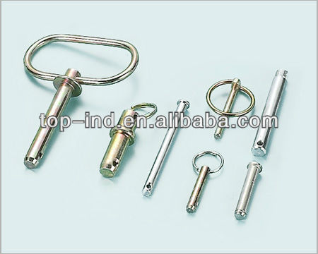 Clevis pin quick release ball lock pin Indexing plunger pin ....